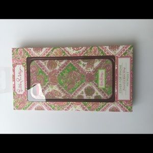 NWT LILLY PULITZER IPHONE 5 COVER